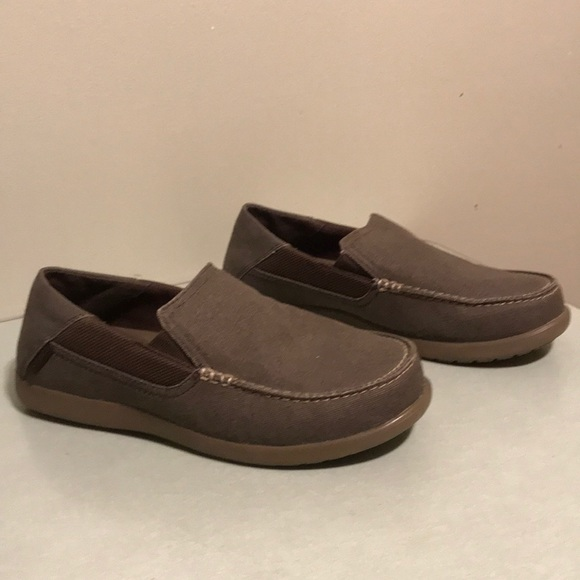 61c84cc9d CROCS Other - Crocs Men s Walu canvas shoes LN